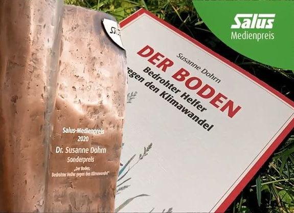 Salus Medienpreis 2020: Sonderpreis Susanne Dohrn