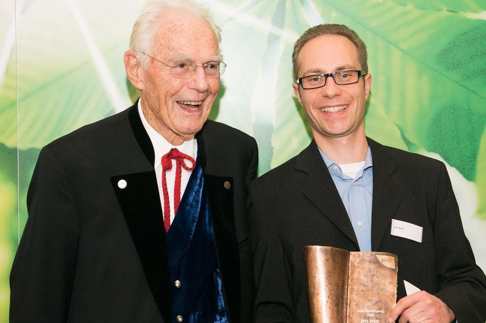 Otto Greither und Jens Brehl