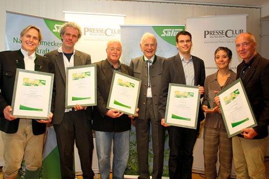 Impressionen der Preisverleihung 2011