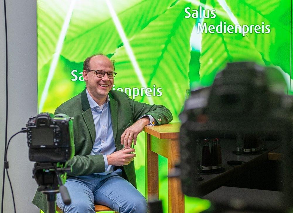 Geschäftsführer Dr. Florian Block