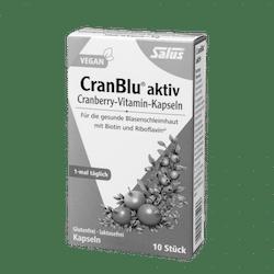 Salus® CranBlu® aktiv Cranberry-Vitamin-Kapseln