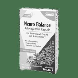 Salus® Neuro Balance Ashwagandha Kapseln