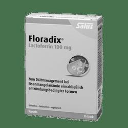 Salus® Floradix® Lactoferrin 100 mg