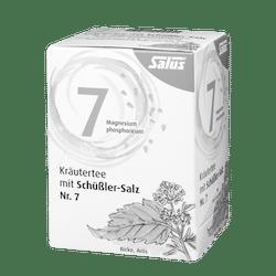 Salus® Kräutertee mit Schüßler-Salz Nr. 7