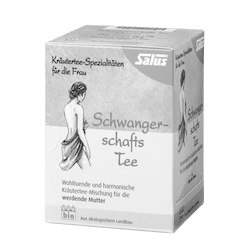 Salus® Kräutertee-Spezialitäten für die Frau Schwangerschafts Tee