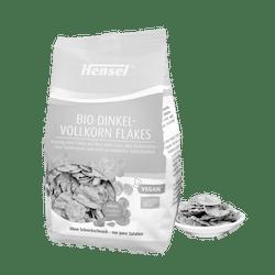 Schoenenberger® Hensel® Bio Dinkelvollkorn Flakes