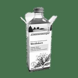 Schoenenberger® Weißdorn, Naturreiner Heilpflanzensaft