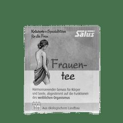 Salus® Kräutertee-Spezialitäten für die Frau Frauentee