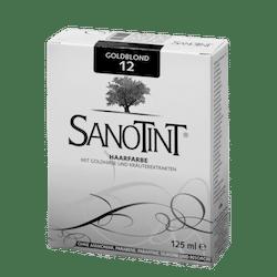 "Schoenenberger® SANOTINT® Haarfarbe Nr. 12 ""Goldblond"""