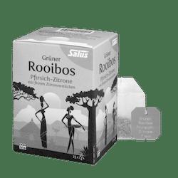 Salus® Grüner Rooibos Pfirsich-Zitrone