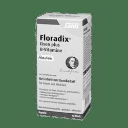 Salus® Floradix® Eisen plus B-Vitamine