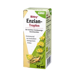 Salus® Bittry® Enzian-Tropfen