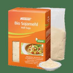 Hensel® Bio Sojamehl