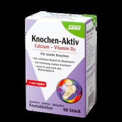 Salus® Knochen-Aktiv Calcium – Vitamin D3