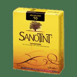 """SANOTINT® Haarfarbe Nr. 10 """"Hellblond"""""""