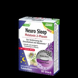 Salus® Neuro Sleep Melatonin 2-Phasen Tabletten