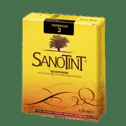 "SANOTINT® Haarfarbe Nr. 02 ""Tiefbraun"""