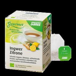 Salus® Gourmet Ingwer Zitrone