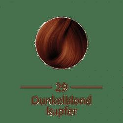 "SANOTINT® Haarfarbe Nr. 29 ""Dunkelblond Kupfer"""