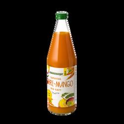 Schoenenberger® TopVital Möhre-Mango Bio-Saft