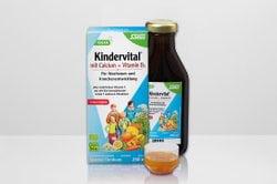 Kindervital® mit Calcium + Vitamin D3