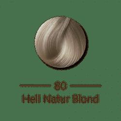 "SANOTINT® Haarfarbe sensitive ""light"" Nr. 80 ""Hellnaturblond"""