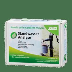 Salus® Standwasser-Analyse