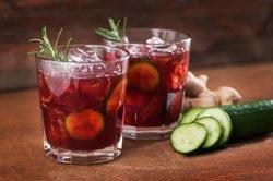 Spice Tea mit Aperino Johannisbeere-Acerola