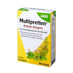 Salus® Multipretten® Kräuter-Dragees