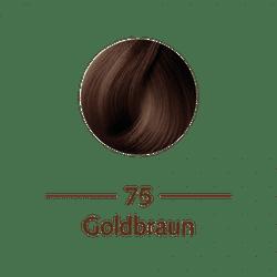 "SANOTINT® Haarfarbe sensitive ""light"" Nr. 75 ""Goldbraun"""