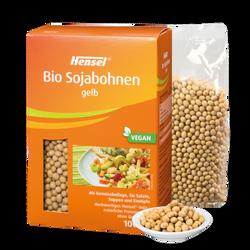 Schoenenberger® Hensel® Bio Sojabohnen gelb
