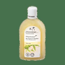 Schoenenberger® Naturkosmetik Pflegeshampoo plus Bio Ingwer & Bambus