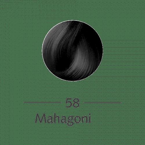 "SANOTINT® Reflex Haartönung Nr. 58 ""Mahagonirot"""