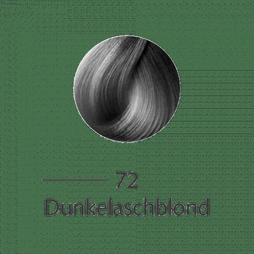 "SANOTINT® Haarfarbe sensitive ""light"" Nr. 72 ""Dunkelaschblond"""