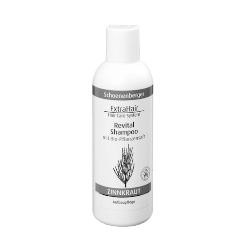 Schoenenberger® Naturkosmetik ExtraHair® Hair Care System Revital Shampoo