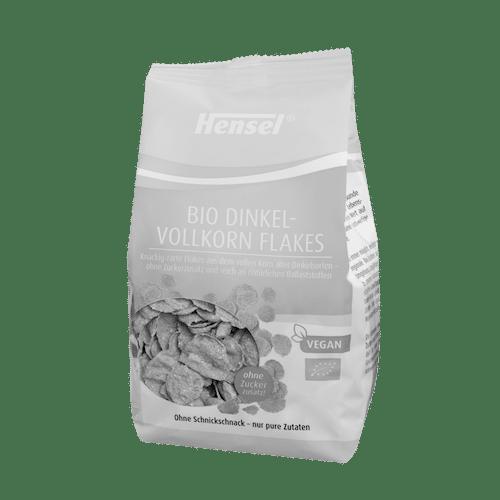 Hensel® Bio Dinkelvollkorn Flakes