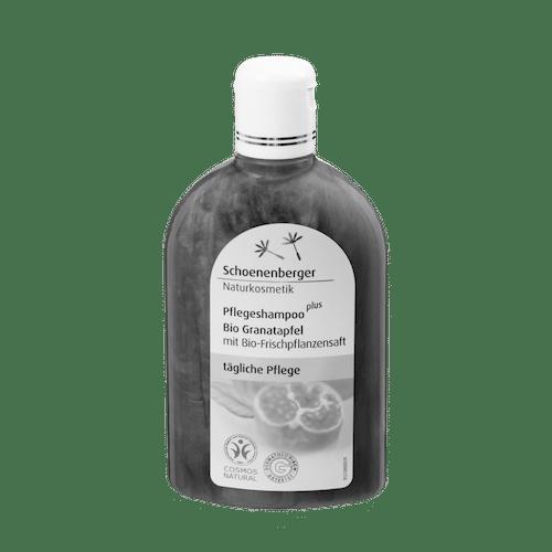 Schoenenberger® Naturkosmetik Pflegeshampoo plus Bio Granatapfel
