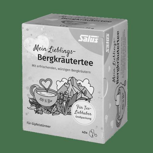 Salus® Mein Lieblings-Bergkräutertee