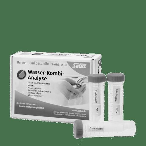 Salus® Wasser-Kombi-Analyse