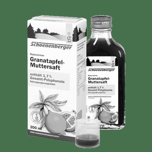 Schoenenberger® Granatapfel-Muttersaft, Naturrein