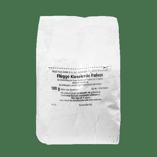 Flügge® Kieselerde Pulver