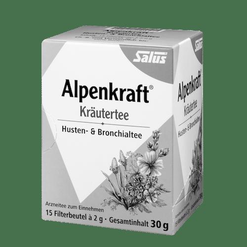 Salus® Alpenkraft® Kräutertee Husten- & Bronchialtee