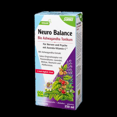 Salus® Neuro Balance Bio Ashwagandha Tonikum