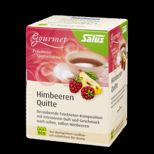 Salus® Gourmet Himbeeren Quitte Tee