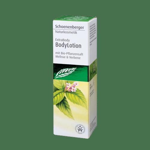 Schoenenberger® Naturkosmetik ExtraBody® BodyLotion
