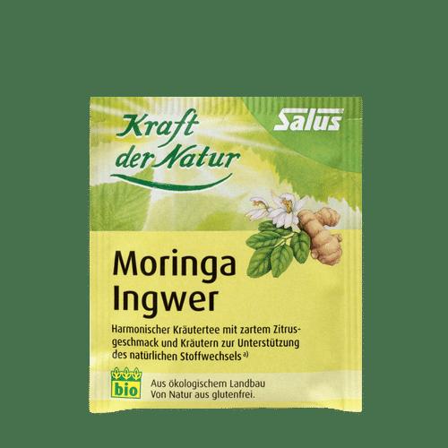 Salus® Kraft der Natur Moringa Ingwer
