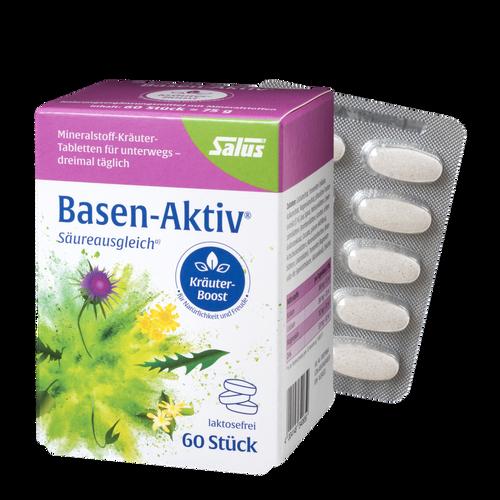 Salus® Basen-Aktiv® Mineralstoff-Kräuter-Tabletten