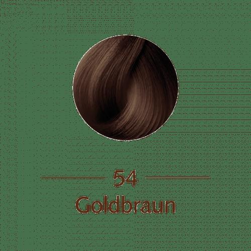 """SANOTINT® Reflex Haartönung Nr. 54 """"Goldbraun"""""""