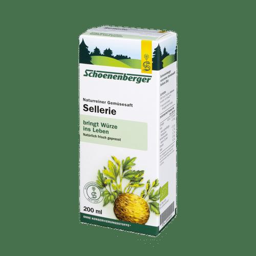 Schoenenberger® Sellerie, Naturreiner Gemüsesaft
