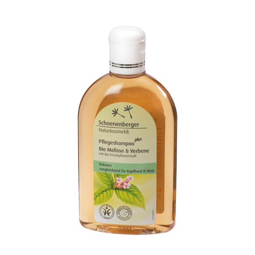 Schoenenberger® Naturkosmetik Pflegeshampoo plus Bio Melisse & Verbene
